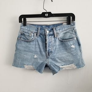 Free People Shorts - We the free high waisted shorts